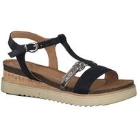 Chaussures Femme Sandales et Nu-pieds Marco Tozzi 28502 bleu