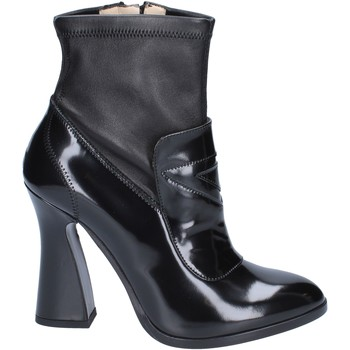 Chaussures Femme Bottines Roberto Botticelli bottines cuir noir
