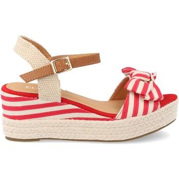 Chaussures Femme Espadrilles Clowse 9R86 Rojo