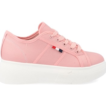 Chaussures Femme Baskets basses Tony.p BYH-205 Rosa