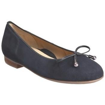 Chaussures Femme Ballerines / babies Ara ballerine sa-hi 313.24-13 bleu