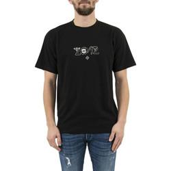 Vêtements Homme T-shirts manches courtes Adn12 2012 noir