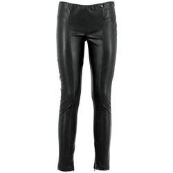 Vêtements Femme Leggings Café Noir CAF-RRR-JP265-010 Nero