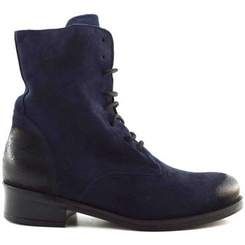 Bottines Piranha K02 blu