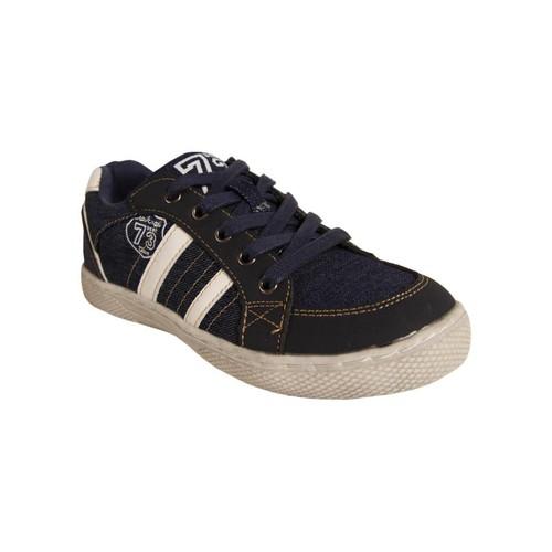 Chaussures Garçon Baskets basses New Teen 242593-B5300 Azul