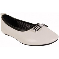 Chaussures Fille Ballerines / babies Flower Girl 221470-B4020 Blanco