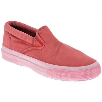 Chaussures Homme Baskets basses Sperry Top-Sider Striper Wash Baskets basses rouge