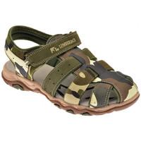 Chaussures Garçon Sandales et Nu-pieds Lumberjack Levi 30/35 Ragno Sandales