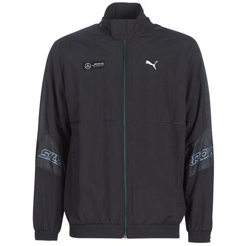 Street Noir Puma Vestes Jacket Mapm Mercedes De Survêtement Woven Homme qVLUMGzSp