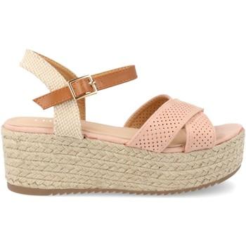 Chaussures Femme Espadrilles Clowse 9R88 Rosa
