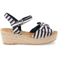 Chaussures Femme Espadrilles Ainy Y288-58 Marino