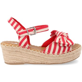 Chaussures Femme Espadrilles Ainy Y288-58 Rojo