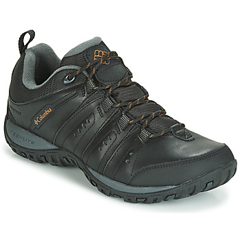 Chaussures Homme Multisport Columbia WOODBURN II WATERPROOF Noir
