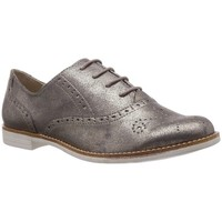 Chaussures Femme Derbies Tamaris Richelieu 23203 Bronze Multicolor