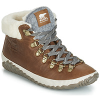 Chaussures Femme Boots Sorel OUT N ABOUT PLUS CONQUEST Marron
