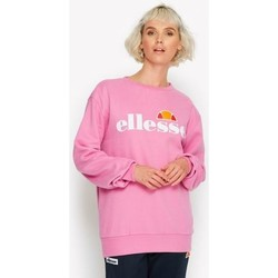 Vêtements Homme Sweats Ellesse Heritage Sweat crew AGATA Rose