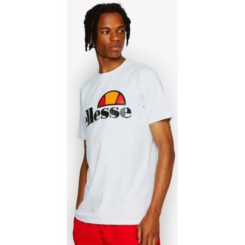 Vêtements Homme T-shirts manches courtes Ellesse Heritage T-shirt collection heritage PRADO Blanc