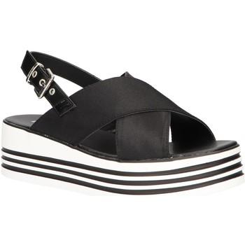 Chaussures Femme Sandales et Nu-pieds MTNG 57820 Negro
