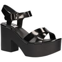 Chaussures Femme Sandales et Nu-pieds MTNG 57935 Negro