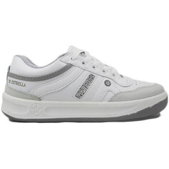 Chaussures Paredes Zapatillas Estrella Blanco Cordón