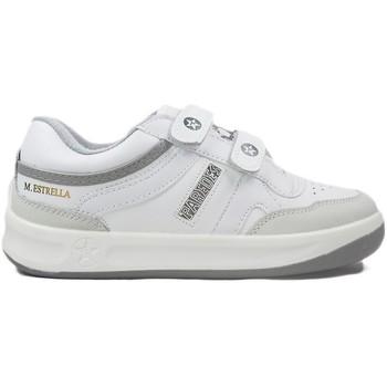 Chaussures Paredes Zapatillas Estrella Blanco Velcro