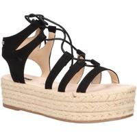 Chaussures Femme Espadrilles MTNG 51096 Negro