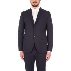 Vêtements Homme Vestes / Blazers Selected 16051230 bleu