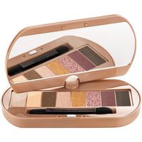 Beauté Femme Palettes maquillage yeux Bourjois Eye Catching Nude Eyeshadow Palette 1 u