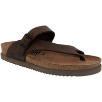 Chaussures Homme Tongs Mephisto NIELS marron cuir