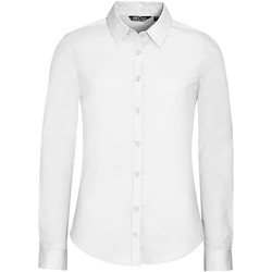 Vêtements Femme Chemises / Chemisiers Sols BLAKE MODERN WOMEN Blanco