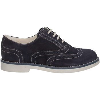 Chaussures Garçon Derbies Nero Giardini P933410M BLEU