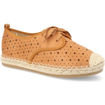 Chaussures Femme Espadrilles Ainy N17-99 Camel