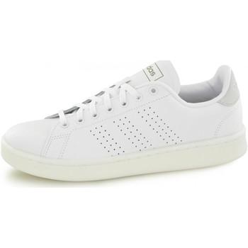 Chaussures Homme Baskets basses adidas Originals Baskets Advantage blanc