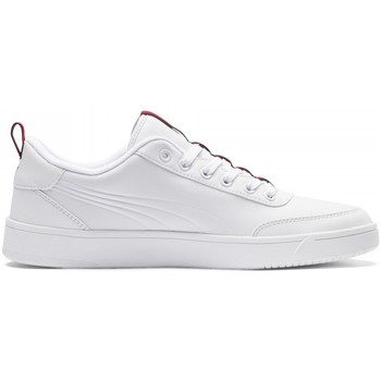Chaussures Homme Baskets basses Puma Court Breaker Flag Blanc