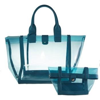 Sacs Femme Cabas / Sacs shopping Kate Lee DALIANE Bleu clair