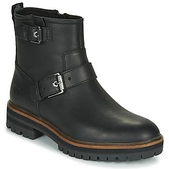 Chaussures Femme Boots Timberland LONDON SQUARE BIKER Noir