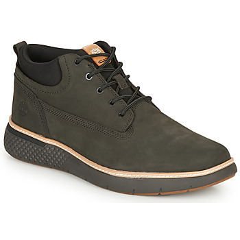 Chaussures Homme Baskets montantes Timberland CROSS MARK PT CHUKKA Noir