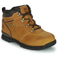 Chaussures Enfant Boots Timberland SPLITROCK 2 Blé