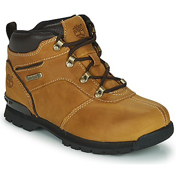 Chaussures Enfant Boots Timberland SPLITROCK 2 Marron