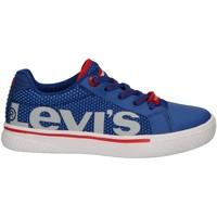Chaussures Enfant Baskets basses Levi's VFUT0030T FUTURE Azul