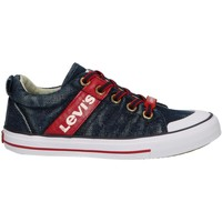 Chaussures Enfant Baskets basses Levi's VALB0020T ALABAMA Azul