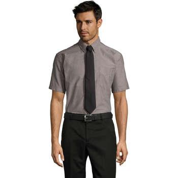 Vêtements Homme Chemises manches courtes Sols BRISBANE ORIGINAL WORK Plata