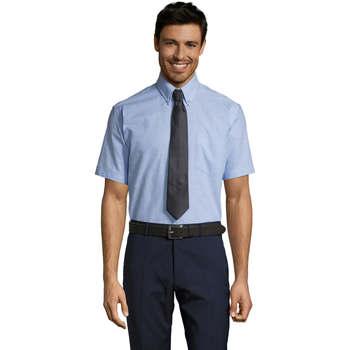 Vêtements Homme Chemises manches courtes Sols BRISBANE ORIGINAL WORK Azul