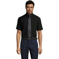 Vêtements Homme Chemises manches courtes Sols BRISBANE ORIGINAL WORK Negro