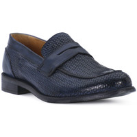 Chaussures Homme Mocassins Exton INTRECCIO JEANS Blu