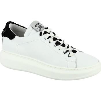 Chaussures Femme Baskets basses Meline no42 blanc
