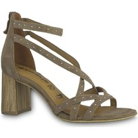 Chaussures Femme Sandales et Nu-pieds Tamaris 28357 taupe