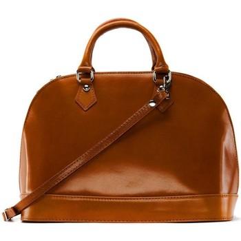 Sacs Femme Sacs porté main Oh My Bag ELLE Marron Camel