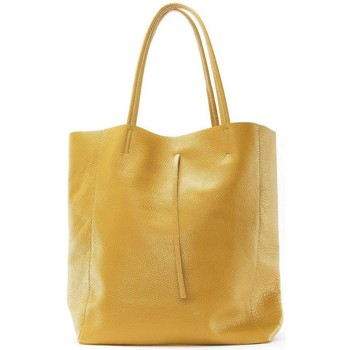 Sacs Femme Sacs porté épaule Oh My Bag NICE Jaune Moutarde