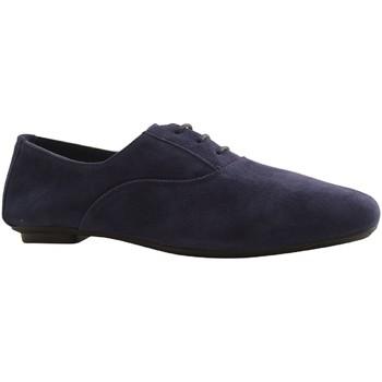 Chaussures Femme Derbies Reqin's HYDRA PEAU BLEU PEACOAT